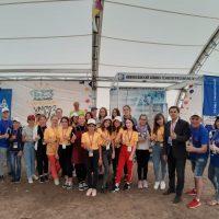 Студенты НХТИ на VII Международном молодежном образовательном форуме «Сәләт»