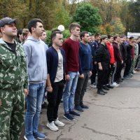 Ежегодные выездные учебные сборы «Курс молодого бойца»
