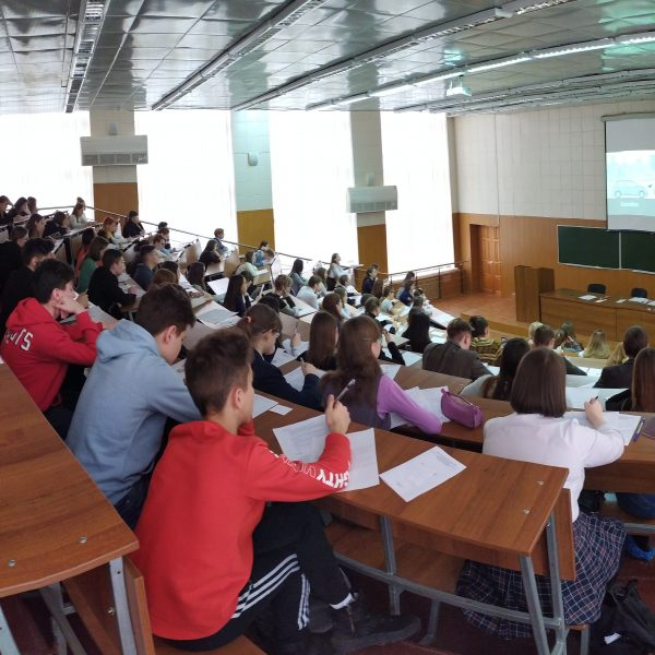 Отчет по олимпиаде «First Steps in Technical English»
