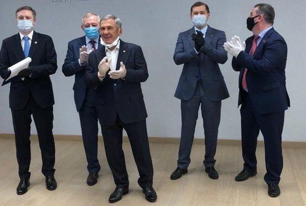 День химика в Татарстане прошел в формате онлайн