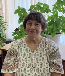 Шувалова Людмила Егоровна
