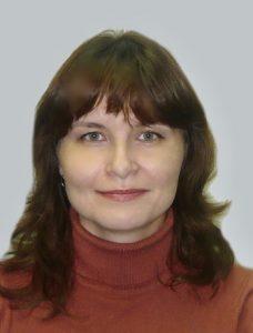 Вдовина Светлана Владимировна