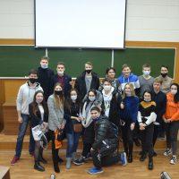 Отчетно-выборная конференция Союза студентов и аспирантов НХТИ