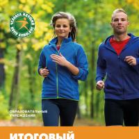 Подведены итоги Всероссийских соревнований по фоновой ходьбе «Человек идущий 2020» в командном зачете.