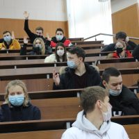 В Нижнекамском химико-технологическом институте состоялся семинар по написанию социальных проектов и заполнению заявок на конкурсы