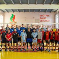 Благотворительный турнир по волейболу