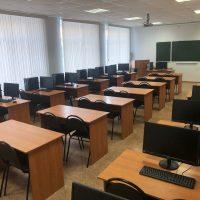 Первые занятия в новой лаборатории ИСТ