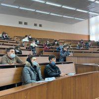 Открытые лекции «Национальные виды спорта»
