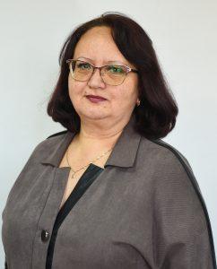 Гарайшина Эльмира Гаптелахатовна