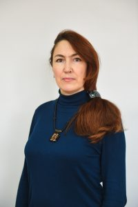 Коломоец Марина Владимировна