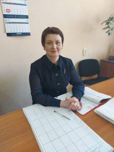 Кривова Светлана Альбертовна