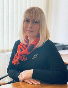 Александрова Ирина Валерьевна