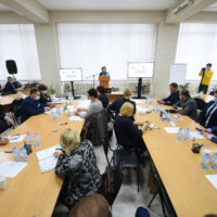 Заседание кадрового комитета Ассоциации ИННОКАМ